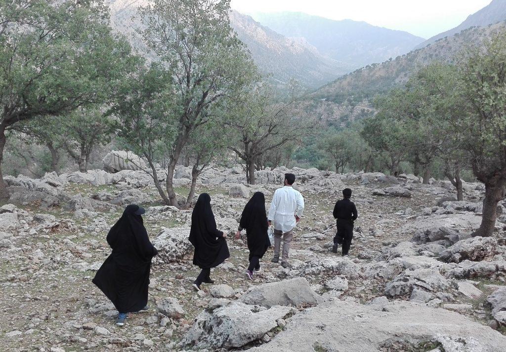 اردوی دوم درمنطقه آرپناه، شهرستان لالی استان خوزستان