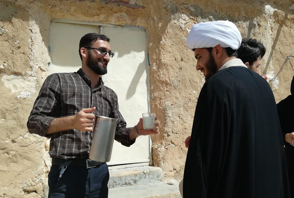 ایقان در مسجد سلیمان/خوستان ایقان/گروه ملی سلامت ایقان  ذر خوزستان.اولین اردوی ایقان