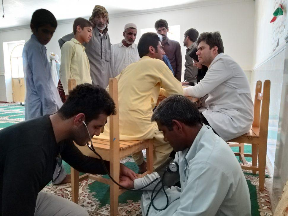 مقصد اردوی سیزدهم/ مناطق روستائی و عشایری سیستان و بلوچستان/ایقان در زابل/